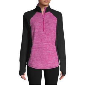 NWT St. John's Bay Fleece Pullover Sweatshirt